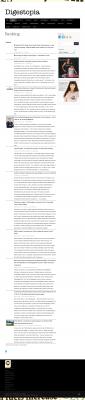 Dmitri Chavkerov  Digestopedia  news story on long term trading success