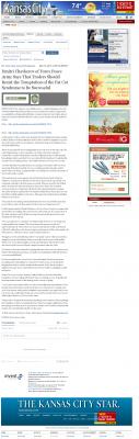 Dmitri Chavkerov  Kansas City Star  news story on long term trading success
