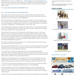 Dmitri Chavkerov News Tribune (Tacoma, WA) news story on long term trading success
