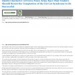 Dmitri Chavkerov Points that Traders Should Avoid Fat Cat Syndrome – Rockford Register Star
