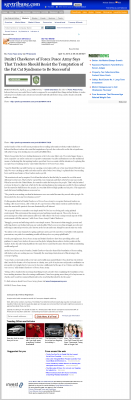 Dmitri Chavkerov  San Gabriel Valley Tribune  news story on long term trading success