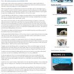 Dmitri Chavkerov Anchorage Daily News news story on long term trading success