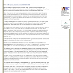 Dmitri Chavkerov KVOR 740-AM (Colorado Springs, CO) news story on long term trading success