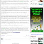 Dmitri Chavkerov Market Intelligence Center news story on long term trading success