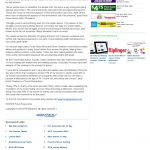 Dmitri Chavkerov MarketWatch news story on long term trading success