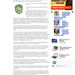 Dmitri Chavkerov Portaltele news story on long term trading success