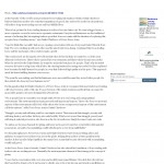 Dmitri Chavkerov Redlands Daily Facts (Redlands, CA) news story on long term trading success